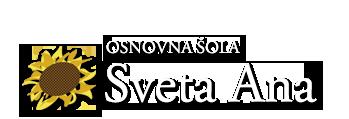 Spletni portal OŠ Sveta Ana
